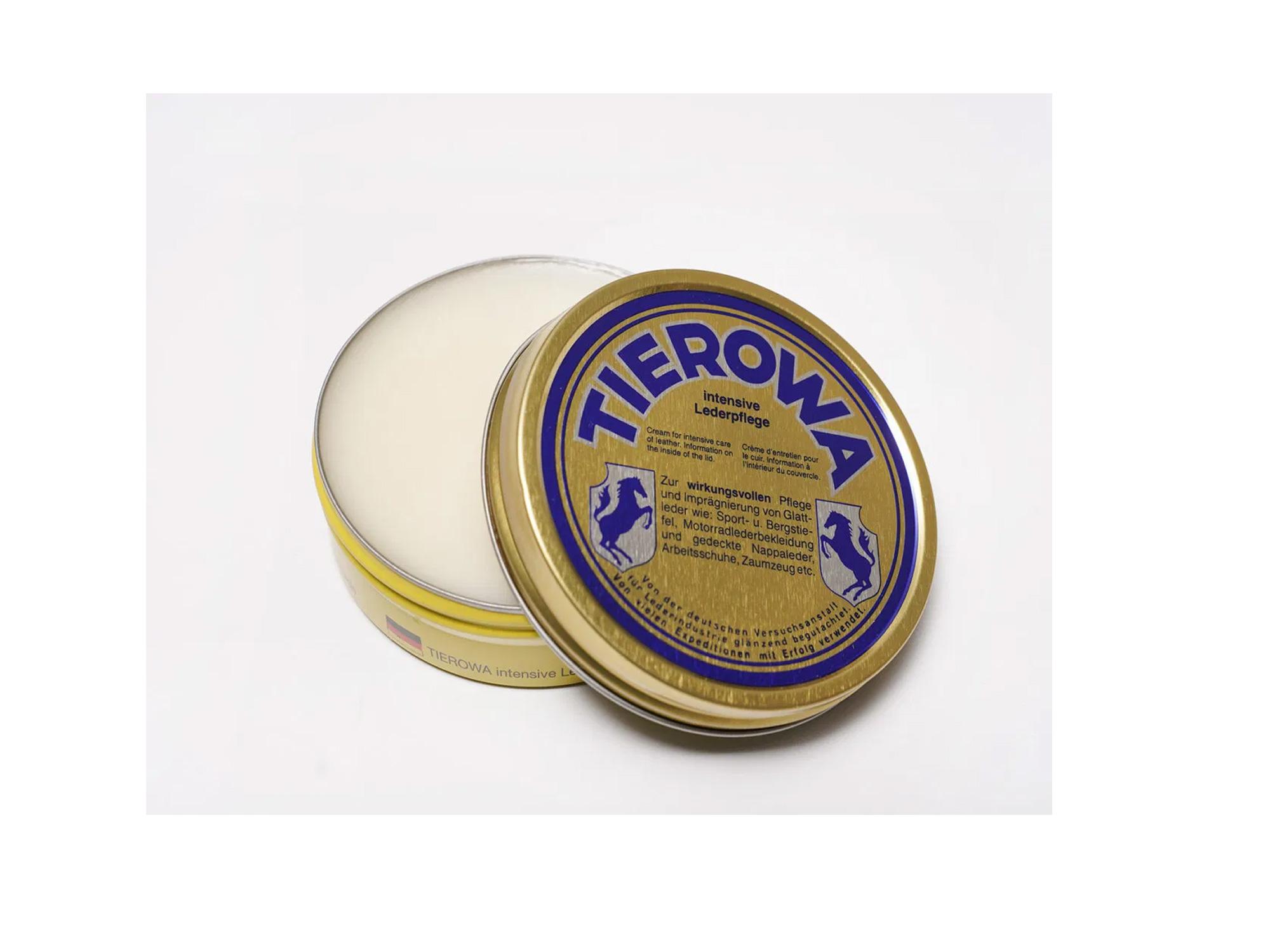 Tierowa Lederfett Farbneutral 100 ml