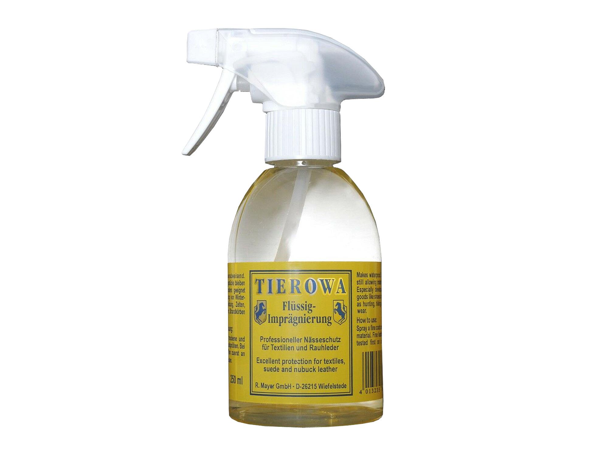 Tierowa Flüssig Imprägnierung 250 ml (Grundpreis 3,60 / 100 ml)